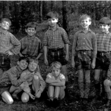 Manfred o.r. mit Gruppenkameraden